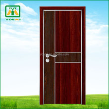 YM-S032 Economic Promotional Aluminum Seal swing door interior wood door