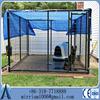 China manufacturer Large Outdoor Hot Sale Modular Dog Kennel, large welded metal dog kennel