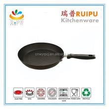 2015 new style modern family 22CM Bakelite handle korea nonstiak grill frying pan