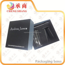 2015 Alibaba China professional custom luxury paper perfume packaging box