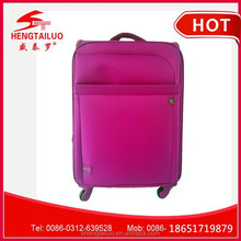 China factory made cheap business travel luggage suitcase with 4 wheels