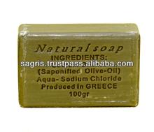 100% Olive Oil Soap Natural