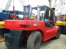 Used forklift trucks used 15 ton, used Toyota forklift 15 ton, 7FD150