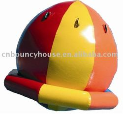 2010 hot inflatable planet saturn