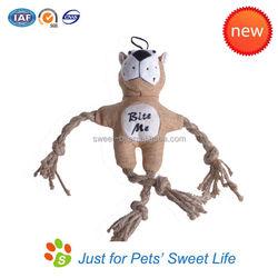 China Sweet manufacturer plush crochet dog toys