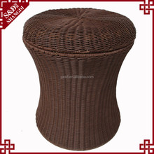 China manufacturer Pet Control Material Brown Big Capacity Storage Stool
