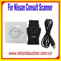 usb para nissan consulte interfaz de diagnóstico del escáner herramienta para los vehículos de nissan