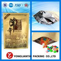 food vacuum bag Custom printed PA PE laminated material