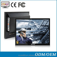 19 inch tft lcd monitor VGA DVI PC for factory