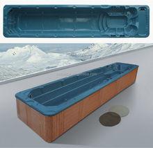 Instant Set Steel Frame Rectangle Swimming Pool on Ground (HA-M3326)