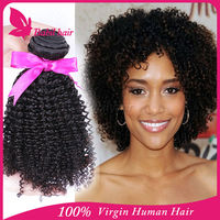 new 2015 alibaba express hot selling 4c afro kinky curly/afro-kinky-human-hair-weave