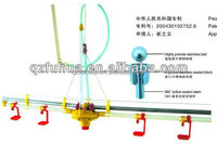 Fuhua easy to handle patent automatic drinking line for poultry