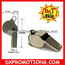 7000pcs metal whistle in stock for sale