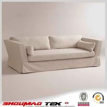 Luxury linen Sofa cover