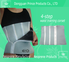 New arrival outstanding effect waist training corsets wholesale rubber corsets