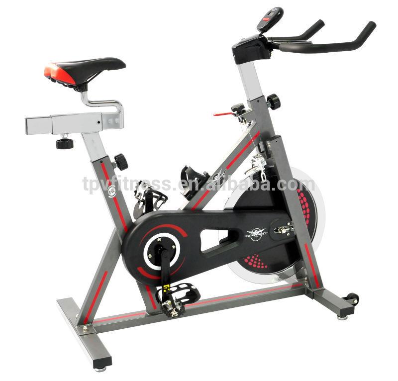 estacionario de ejercicios de fitness bicicleta de spinning