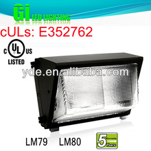 wall pack LED tunnel light with 5 years warranty