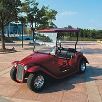 Old Classic Golf Carts DN-4D With CE Certificate