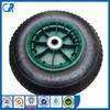 Factory price 400-8 plastic wheelbarrow wheels