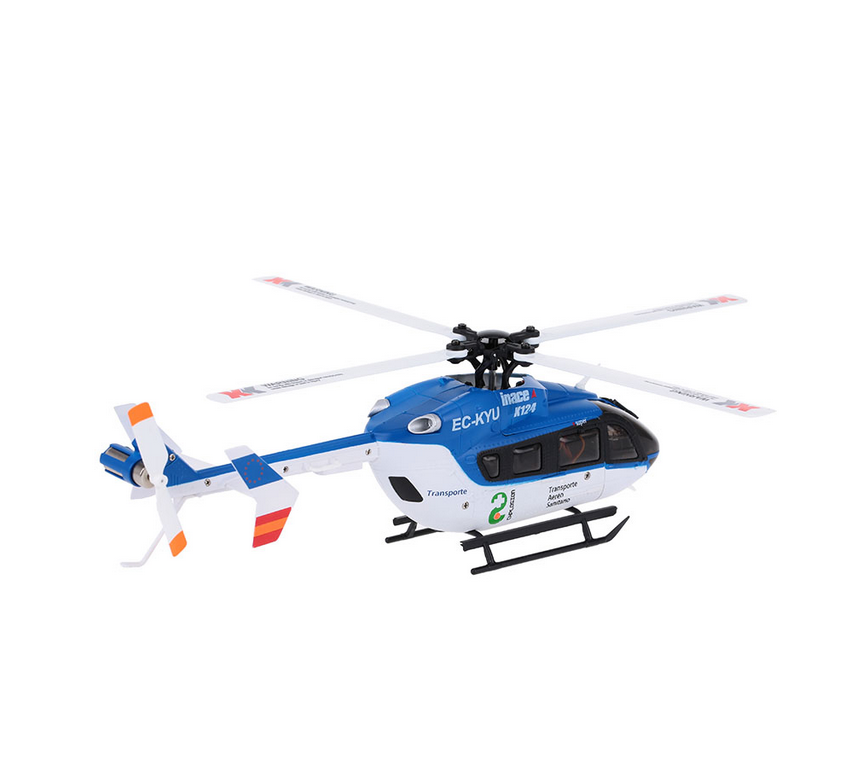 XK K124 RC Helicopters 6CH RC 3D Aerobatic Flybarless Helicopter RTF Brushless Set Quadcopter High Power Lipo Battery Drone Dron.png