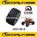 Buena calidad de los neumáticos de atv 19x7.00- 8 tiro con un excelente precio