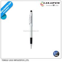 Cross Century II Lustrous Chrome Roller Ball Promotional Pen (Lu-Q15325)