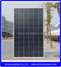 China pv supplier price per watt poly 245W solar panels/ sunpower solar panel