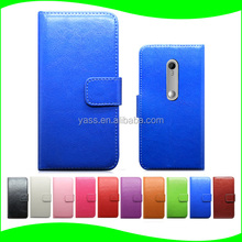 Wallet Leather Cell Phone PU Leather Case for Motorola Moto G 3rd Gen XT1064