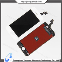 For iphone 5c lcd screen and digitizer assembly, wholesale lcd with digitizer assembly for iphone 5c,for iphone 5c lcd digitizer