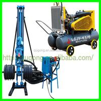 50m deep hand drill machine heavy duty