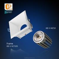 Newest product waterproof IP20 brightness indoor lights COB led ceiling down lights