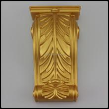 Plástico decorativo ménsula / imitación madera ménsula / de puerta y ventana corbel