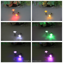small gold earrings Cheap Led earrings wholesale,party favor free samples ladies earrings designs pictures made in China