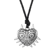 Fashion Majora Mask Legend Pendant Wiccan Reiligious Necklace With Different Chain