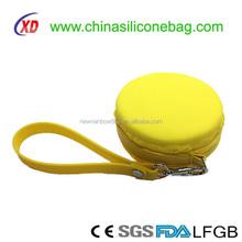 designer wholesale silicone purses, unique design silicon coin purse wallet, coin purse silicone