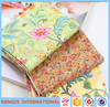 Print fabric wholesale 100% cotton fabric flowers wholesale