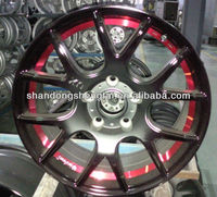 dubai market alloy wheels