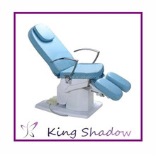 2015Simple facial bed/portable facial bed hydraulic facial bed spa table tattoo salon chair