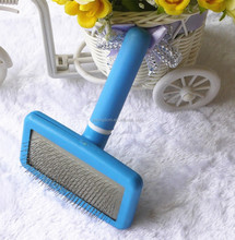 Hot China pet supply the best pet brush for both dog and cat