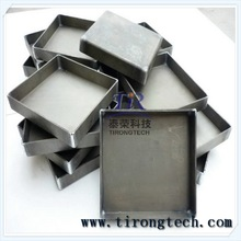 W2 Tungsten Alloy Square Slot tungsten bar with lower price