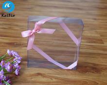 2015 high quality Chocolate box stick PET packaging box