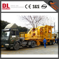 DUOLING HIGH EFFICIENCY MOBILE CRUSHER PLANT VENEZUELA WITH GOOD QUALITY
