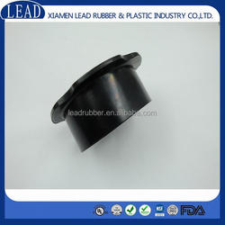rubber cap for glass