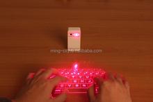 Supplier MATA cheap wireless keyboard,mouse&speaker laser projection keyoard.laser keyboard for phone pad PC tablet