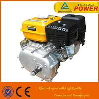 Tenglong 168f/p 1/2 reducer 1800rpm diesel or gasoline engine for bicycle,go kart engine