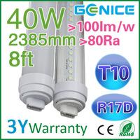 tube led t5/t8/t10 led tube housing offer Length 600/900/1200/1500/2400mm