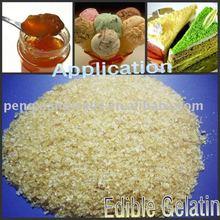 Halal gelatin