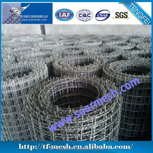 Iron Mesh (WITH OT WITHOUT CRIMPED BEFORE WEAVING ISO 9001)