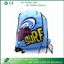 Cartoon bag fashion design promotional foldable shopping bag polyester