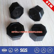 Durable plastic screw cover